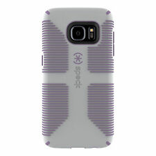 SPECK CandyShell caso para Samsung Galaxy S7 doble capa negro//púrpura//Agarre//claro