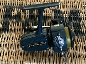 Daiwa No730 Classic Reel, Made in Japan 1970's, Lightly Used & Working Well