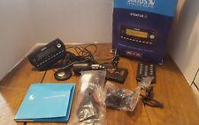 Sirius - Satellite Radio - SV4TK1 - Stratus 4 - Complete Vehicle Kit Untested