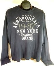 Vintage Aeropostale Original Authentic Brand 1987 Mens Shirt Size Xxl, Xxg