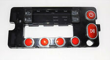 Samsung VRT Washer : Control Button Assembly : Red (DC97-15595A) {P3982}