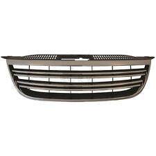 Griglia sport Radiatore VW Tiguan anno fab. 07-11 senza Attacco stemma 1047564