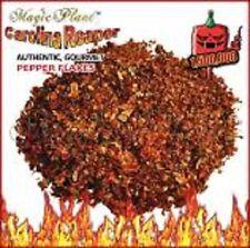 Pure Carolina Reaper Chili Flakes - 2 oz bag Reaper Pepper Flakes