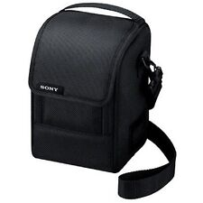 Official SONY soft carrying case LCS-FEA1 /  From Japan (SAL70300G2 / SEL90M28G)
