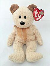 Ty Beanie Baby HUGGY the Bear MWMTs Plush Stuffed Animal Toy