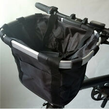 Front Carrying Bag Basket Storage For Xiaomi Qicycle E Bike MIJIA 365 Scooter