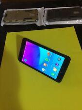 Kickstand Heavy Duty Tough Armor Hard Case for Samsung Galaxy Note 4 Gray/Black