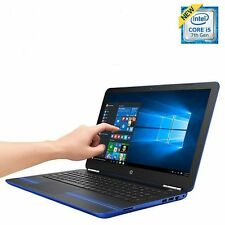 "HP PAVILION 15 CORE I5 7th 7200U 12GB DDR4 RAM 1TB HDD 15.6"" TOUCH SCREEN WIN 10"