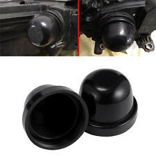 Paar 65mm Innendurchmesser Dia-Kappe Gummi-Gehäuse-Dichtungskappe Scheinwerfer