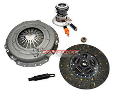 GF HD CLUTCH KIT+SLAVE 88-92 BRONCO F150 F250 F350 4.9L 8500GVW+ 5.0L 5.8L 5-SPD