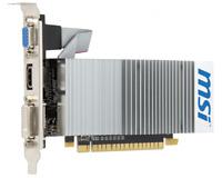 MSI N210-512D3H/TC NVIDIA GeForce 210 Turbo Cache 512MB Frustration Free Box