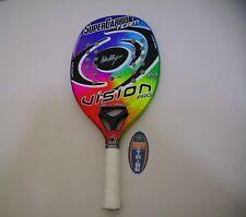 Beach Tennis Racket Racket Vision Super Carbon Team 2019 Gift Idea