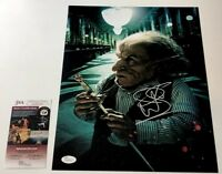 WARWICK DAVIS Signed 11X14 Harry Potter IN PERSON Autograph JSA COA