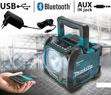 ALTOPARLANTE BLUETOOTH MAKITA DMR202, IMPERMEABILE ANTIURTO, PREZZO FOLLE!!