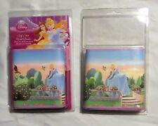 Disney Princess Repositionable Children Wall Sticker Border Cinderella Belle