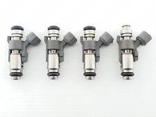 Peugeot 207 2006-2012 1.6 Petrol Fuel Injection Valve Set x4 Magneti Marrelli