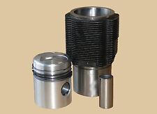 Zylindersatz Kolben Laufbuchse für Deutz FL 812 Motor D30 2505 3005 4005 Traktor