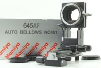 [Unused] Mamiya 645 AF Auto Bellows NC401 in Box For AF AFD II III ZD from Japan