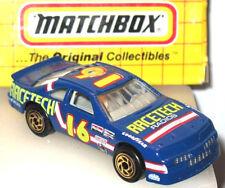 VINTAGE MATCHBOX THUNDERBIRD STOCK CAR RACETECH Mint Condition We ship Worldwide
