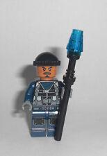 LEGO Jurassic World - Dino Wärter Guard Knit Cap - Minifigur Figur Wache 75933