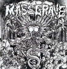MassGrave ‎(s/t) CD / New (2011) Grindcore Hardcore Crust Punk