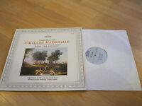 LP Claudio Monteverdi Virtuose Madrigale Solisten Chor Keyte Rogers Vinyl Archiv