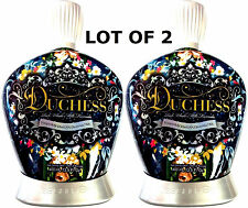 LOT OF 2 Designer Skin Duchess 8X Bronzer Indoor Tanning Bed Lotion