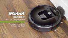 Aspirador robot iRobot Roomba 980