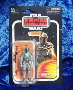 """STAR WARS THE VINTAGE COLLECTION   KENNER BOBA FETT VC09 3.75"""" ACTION FIGURE   ☆"""