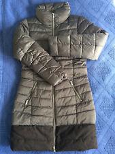 Manteau/Veste/Doudoune CAMAÏEU ❄️ Marron/Bronze 2 poches ❄️ Taille 36