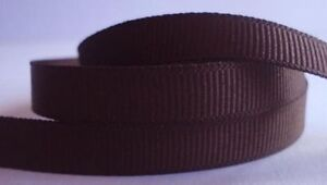 Grosgrain Ribbon 7/8 inch x 5 yards (15 feet of ribbon) 34 COLORS AVAILABLE