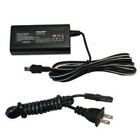 HQRP AC Power Adapter for Sony CyberShot DSC-P32 DSC-P52 DSC-P72 DSC-P73 DSC-P8