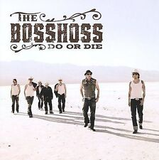 THE BOSSHOSS - DO OR DIE NEW CD