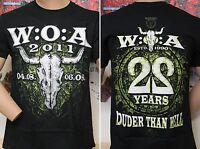 Original Wacken Shirt 2011 , Gr. M, Neuware!!