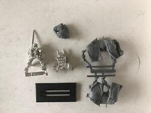 Bretonnia questing knight Metal OOP