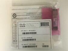 *New* Genuine Cisco SFP-10G-SR-X Genuine SFP+ 10G Module LC Duplex MMF