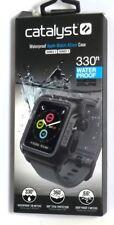 Catalyst Funda Impermeable para Apple Reloj 42mm Serie 3 & 2- Gris/Negro