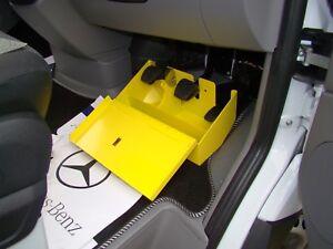 Mercedes Sprinter (2006 - 2017) High Security Locking Pedal Box TVL