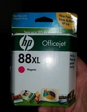 HP 88XL MAGENTA printer ink cartridge officejet   may 2011 C9392AN  new in box