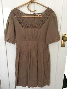 Fleur Wood Cotton Dress Size 2