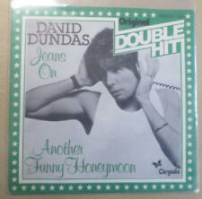 "7"" Vinyl Orig. Double Hit, David Dundas ""Jeans on, Another Funny Honeymoon"""