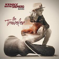 Kenny Wayne Shepherd - The Traveler [CD] Sent Sameday*