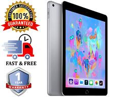 "Apple iPad 6th Gen   9.7"" - 32GB - Space Grey - WiFi - Various Grades"