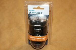 Brand New Philips Norelco TRAVEL SHAVER 510 Self-sharpening Blades Sealed