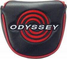 Odyssey Golf Putter Headcover Cover BACKSTRYKE 2018 Black 0190228212900