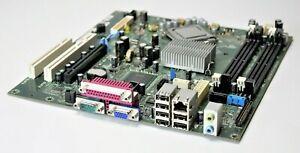 Dell OptiPlex 755 Motherboard Intel LGA 775 DDR2 & Core 2 Duo E6550 DR845 WX729