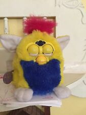 Collectable Vintage Furby Baby,Yellow head
