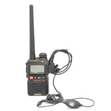 Baofeng UV-3R+ Plus Walkie Talkie CTCSS Dual Band Frequency 2-Way Radio+Earpiece