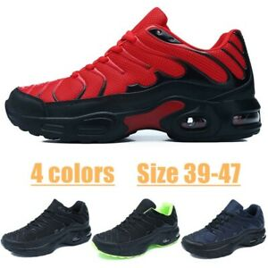 Men's Fashion Air Cushion Sneakers Casual Athletic Outdoor Sports Running Shoes