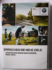 BMW Mini DVD Europa Road Map High 2013 MK4 SA606 SA609